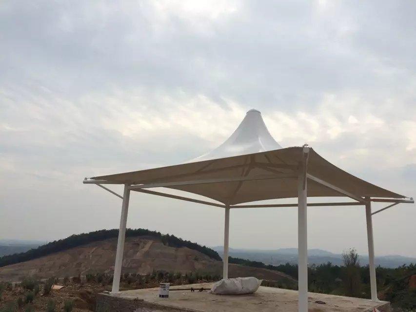 景观膜结构棚厂